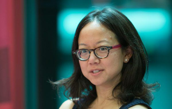 """The need for general, strategic input is much higher the smaller your company. That has been the biggest change joining a disruptive company: there is a lot of discussion that is not legal."" Alice Hou, Citymapper"